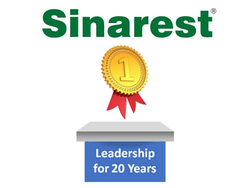 Centaur sinarest leader 20 years